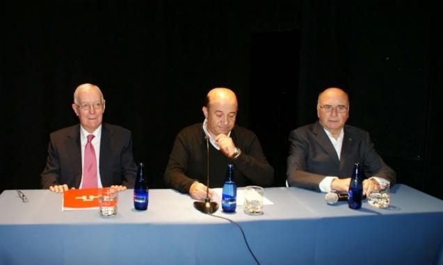 Víctor García de la Concha en Villaviciosa