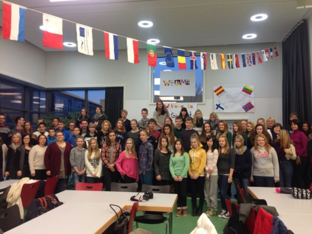 Alumnas y alumnos de 2º y 3º ESO, en Alemania