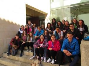Viaje Estudios 2015, I