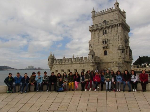 Viaje de Estudios 2015, I