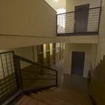 Escaleras del Edificio B