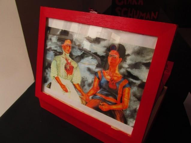 """Exposición """"Libros de artista en femenino"""" en la Casa de Cultura de Villaviciosa"""