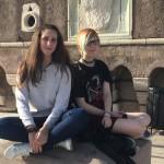 .. más en el Castillo de Sant'Angelo