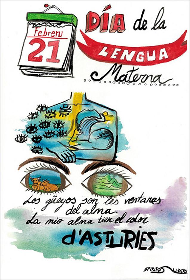 Día de la Llingua Materna