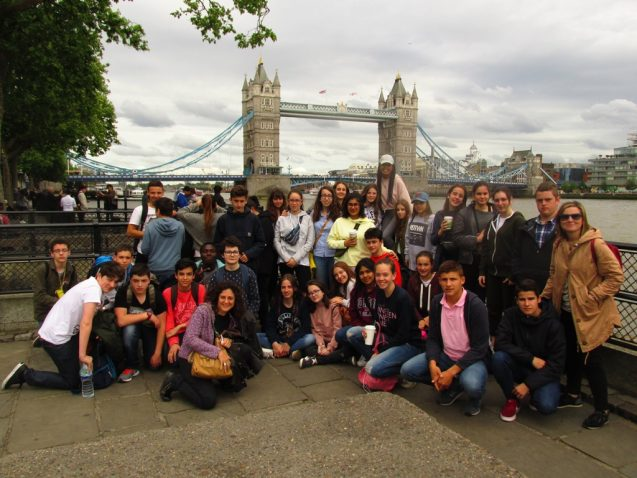 Imágenes del Viaje a Londres