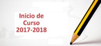 Inicio de Curso 201-2018