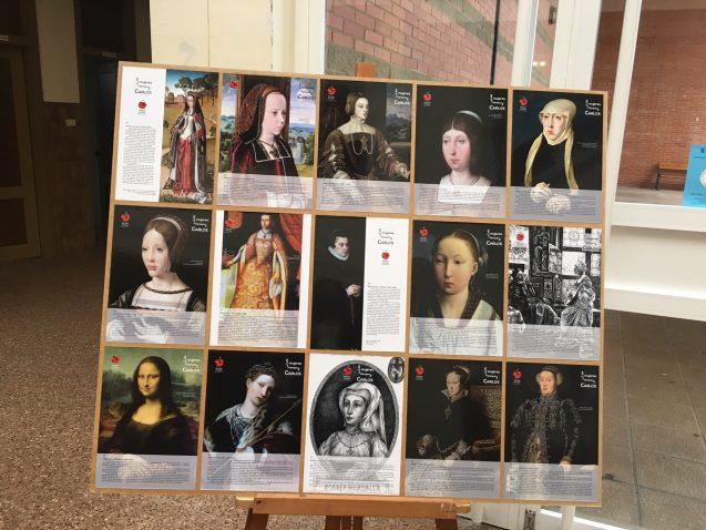 Las mujeres de la época de Carlos V