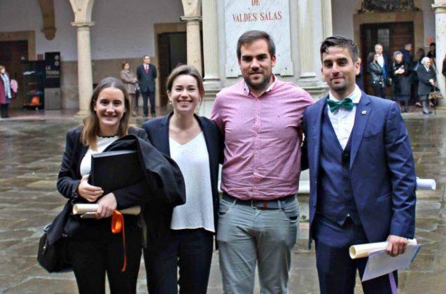 Premios Fin de Grado. Universidad de Oviedo