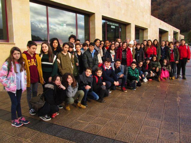 Visita a El Fielato y al Aula del Reino de Asturias en Cangas de Onís