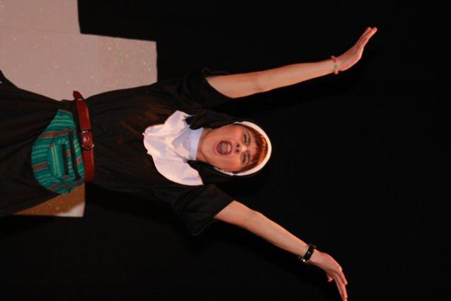 """Imágenes del estreno de """"La Llamada"""" en el Teatro Riera"""