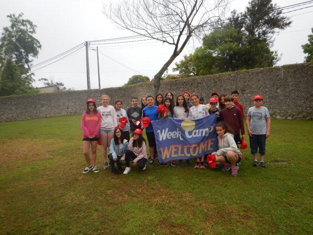 Week Camp 2018