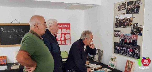 Exposición del 50 aniversario en la Casa de los Hevia