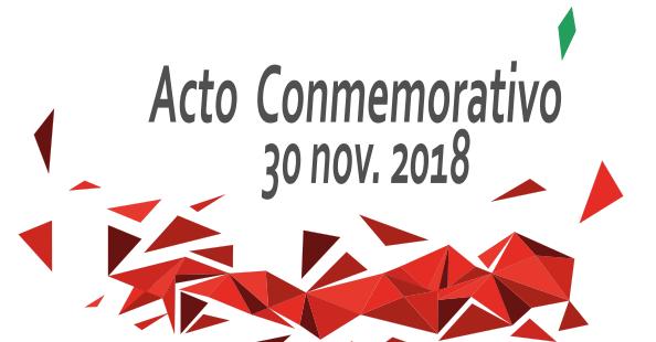 Acto 50 Aniversario. 30/11/2018