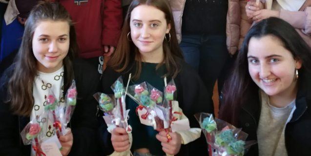 El amor nos rodea: flores por San Valentín