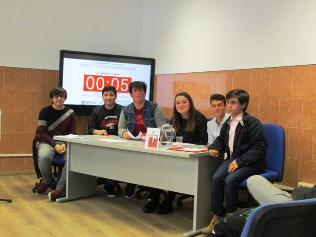 II Liga Debates Fase CPR Gijón