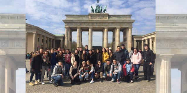 Viaje de Estudios. BERLÍN