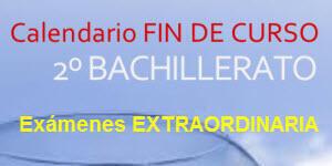 Fin de curso 2º BACHILLERATO
