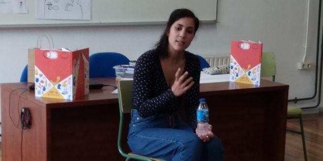 Encuentro con Catarina Sobral