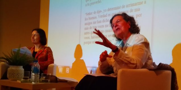 Rosa Navarro y el «Lazarillo»