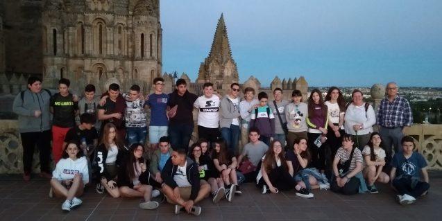 Salamanca, primer día
