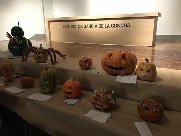 Más Halloween: concursos y actividades de aula