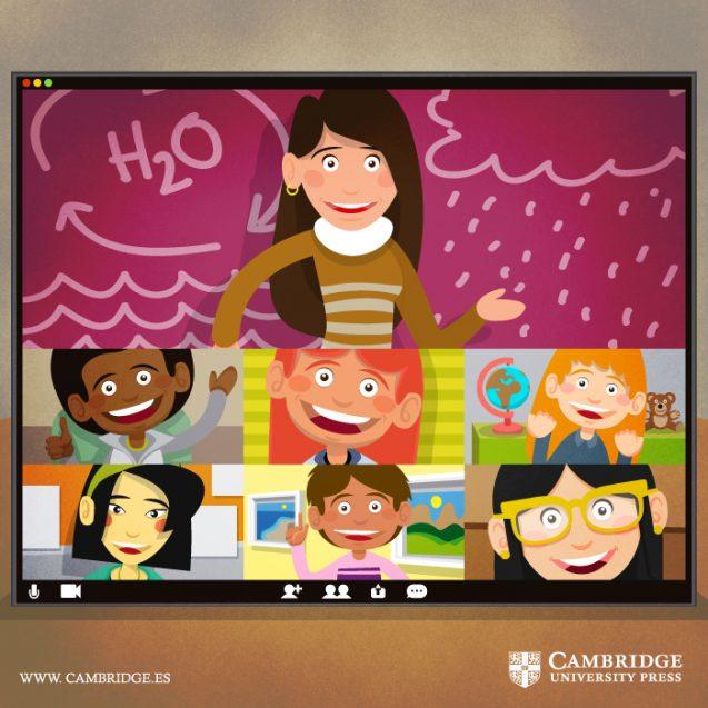 Videoconferencias con profesores