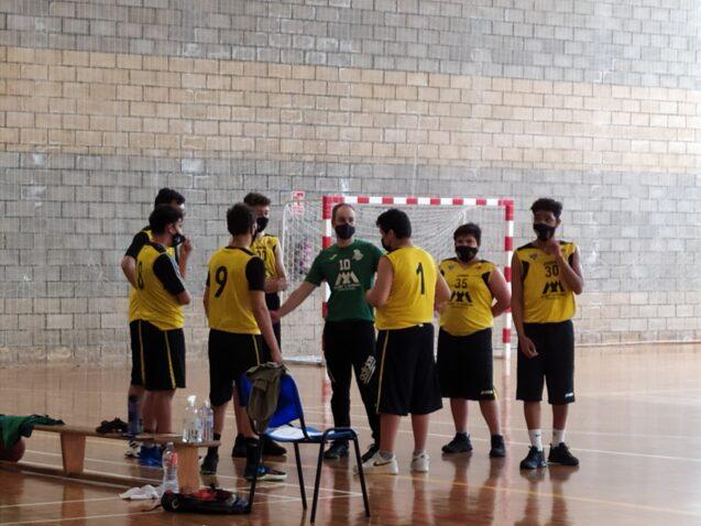Baloncesto Equipo Cadete 2021